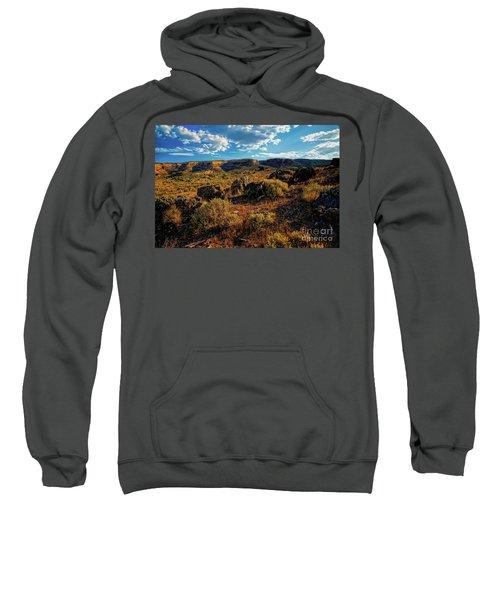 Colorado Summer Evening Sweatshirt