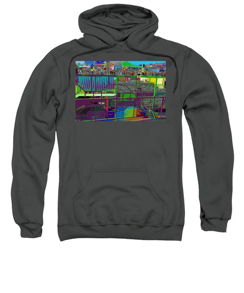colorfication of Chinatown  Sweatshirt