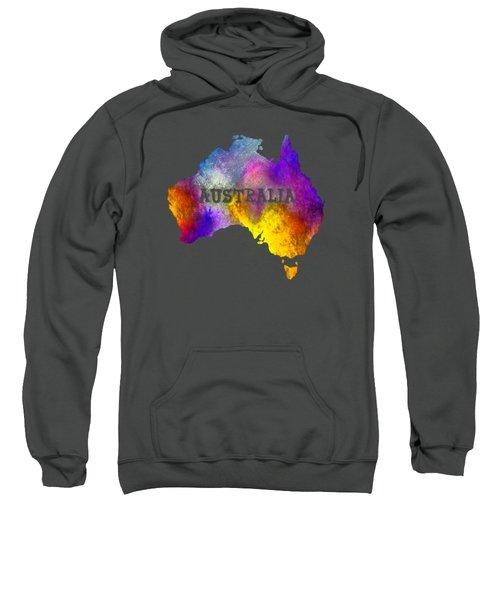 Colorful Australia Sweatshirt