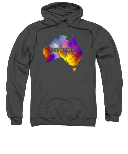 Colorful Australia Sweatshirt