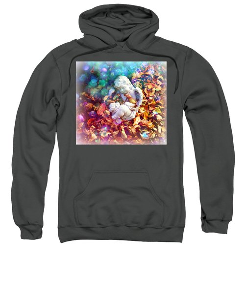 Colorful Cherub Sweatshirt
