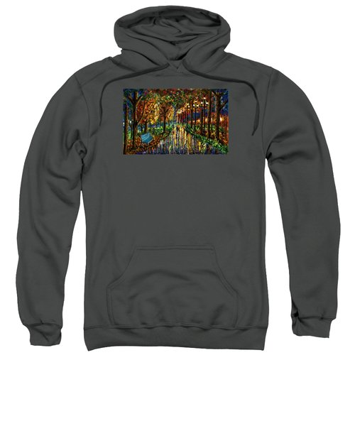 Colorful Forest Sweatshirt