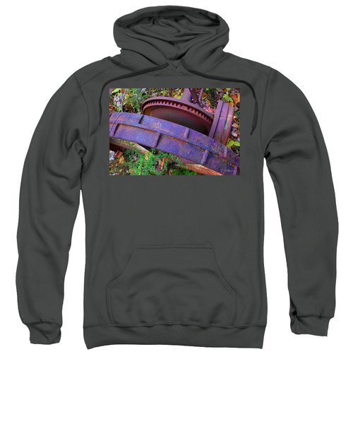 Colorful Gear Sweatshirt