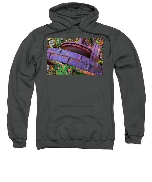 Colorful Gear Sweatshirt