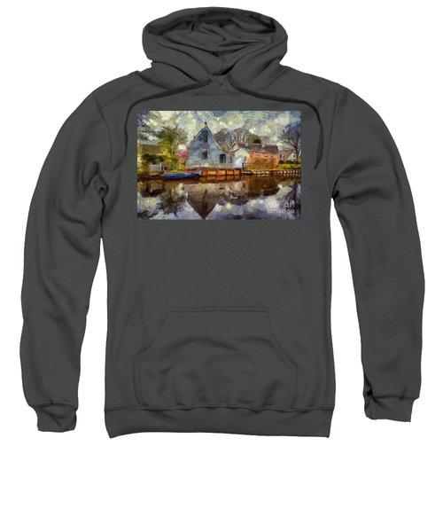 Colorful Serenity Sweatshirt