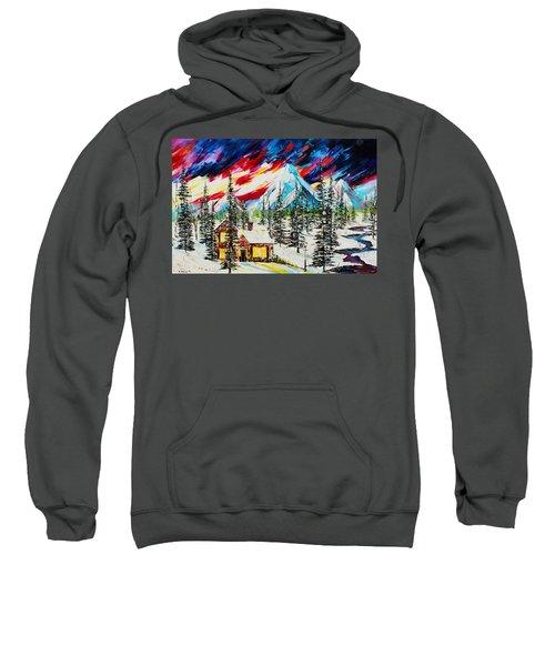 Colorful Sky Sweatshirt