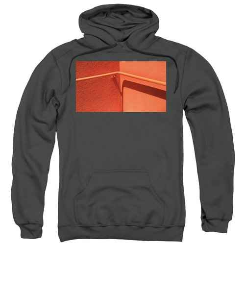Colors And Shadows Cornered Sweatshirt