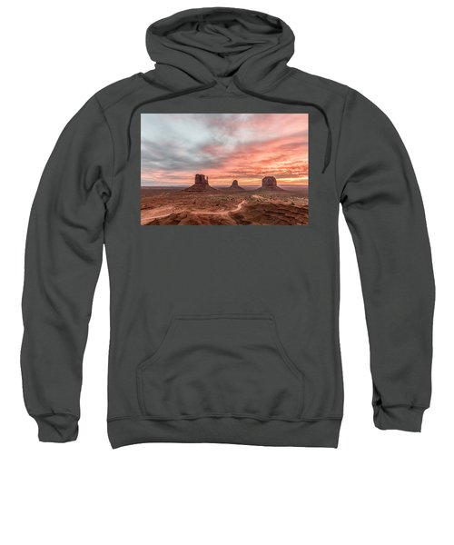 Colors In Monument Sweatshirt