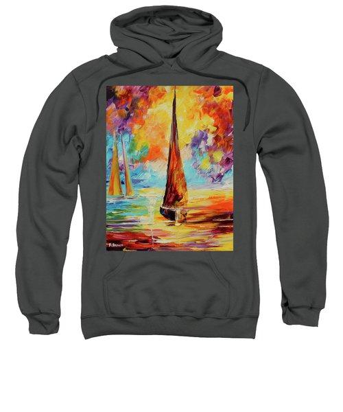 Colors Sweatshirt