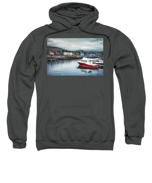 Colors Of A Cloudy Day Sweatshirt