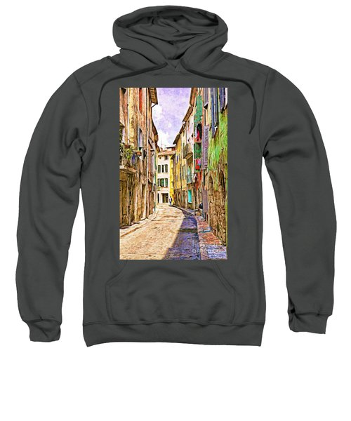 Colors Of Provence, France Sweatshirt