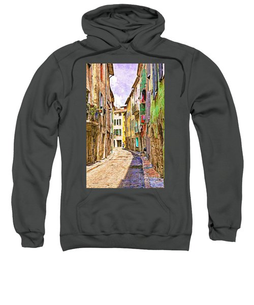 Colors Of Provence, France Sweatshirt