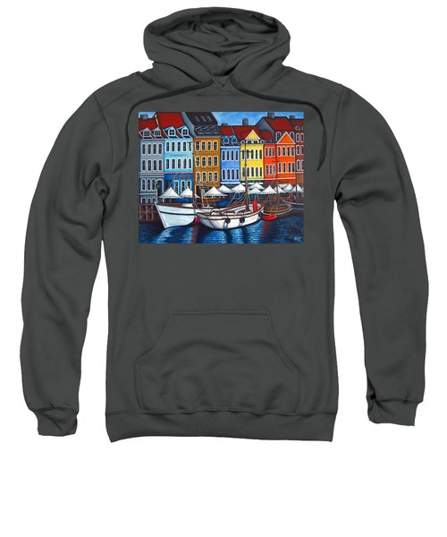 Colours Of Nyhavn Sweatshirt