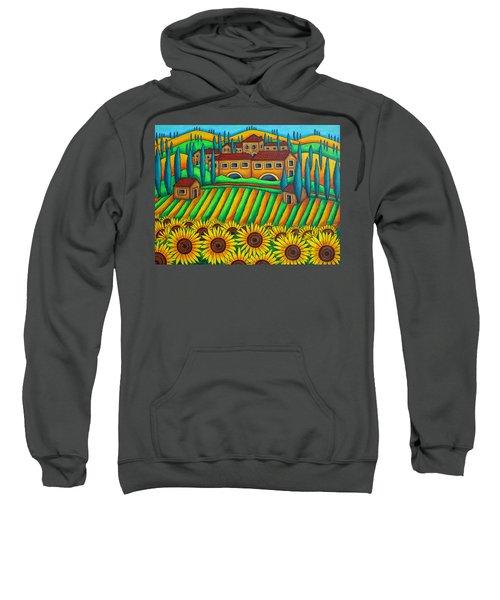Colours Of Tuscany Sweatshirt