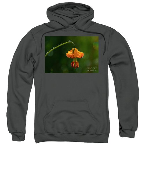 Columbia Lily With Dew Sweatshirt