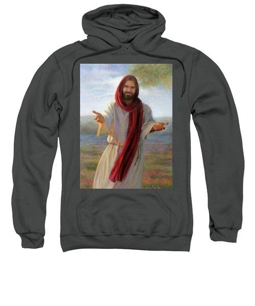 Come Unto Me Sweatshirt
