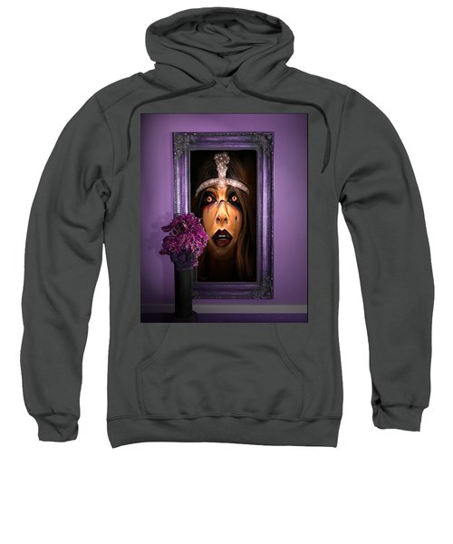 Come With Me, If You Dare Sweatshirt
