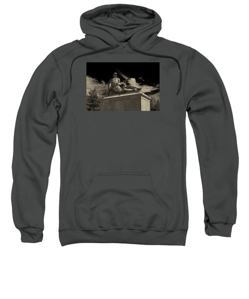 Come With Me If You Want To Live Sweatshirt
