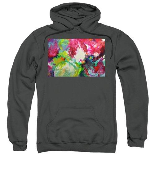 Coming Alive 3 Sweatshirt