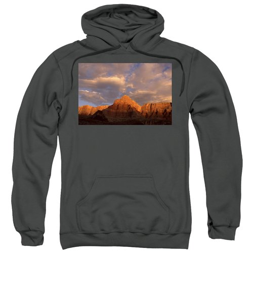 Commanche Point  Grand Canyon National Park Sweatshirt