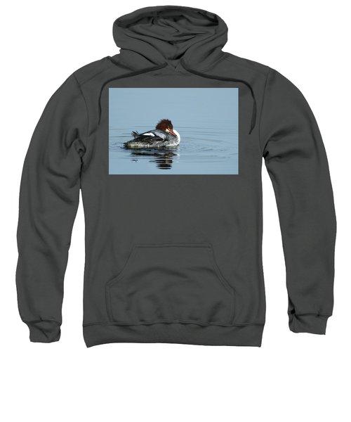 Common Merganser Sweatshirt