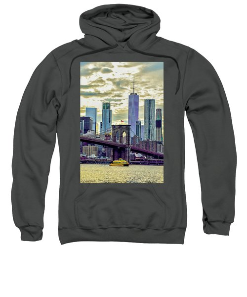 Commuting Sweatshirt