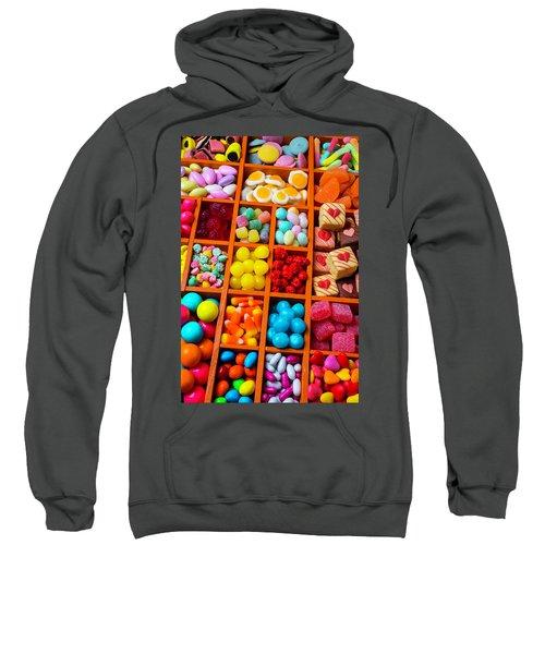Comportments Full Of Candy Sweatshirt