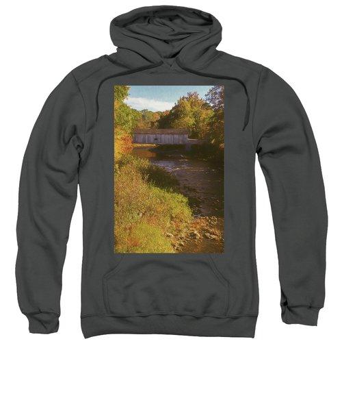 Comstock Covered Bridge Sweatshirt