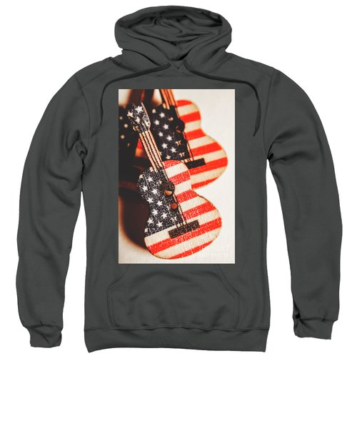 Concert Of Stars And Stripes Sweatshirt