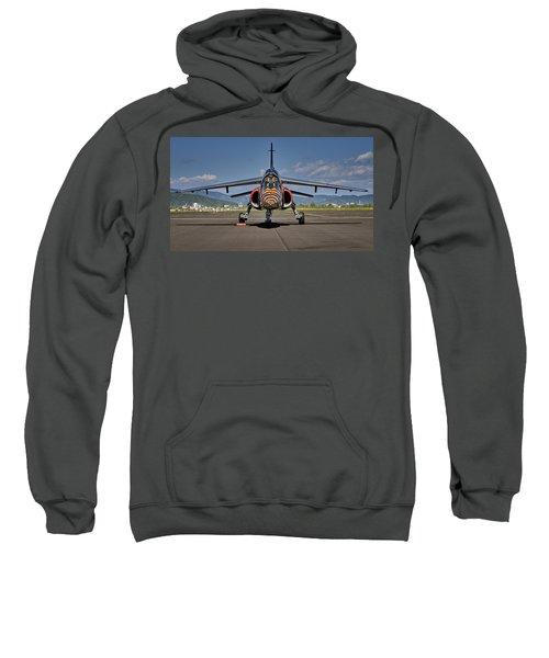 Confrontation Sweatshirt