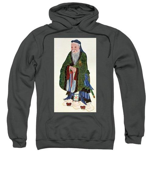 Confucius  Teacher And Philosopher Sweatshirt