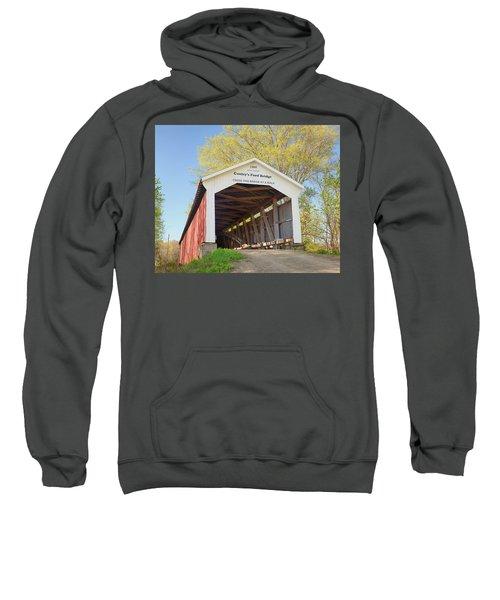 Conley's Ford Covered Bridge Sweatshirt