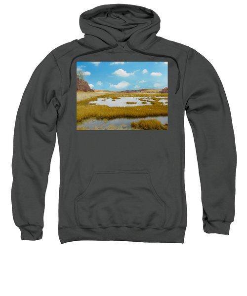 Connecticut Salt Water Marsh Sweatshirt