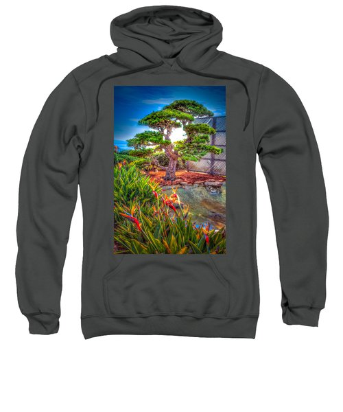 Consciousness Waves And Then Matters Sweatshirt