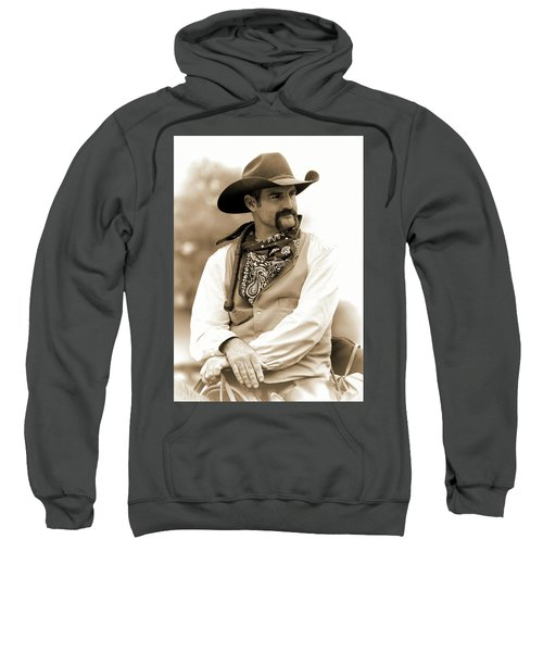 Content In The Saddle Sweatshirt
