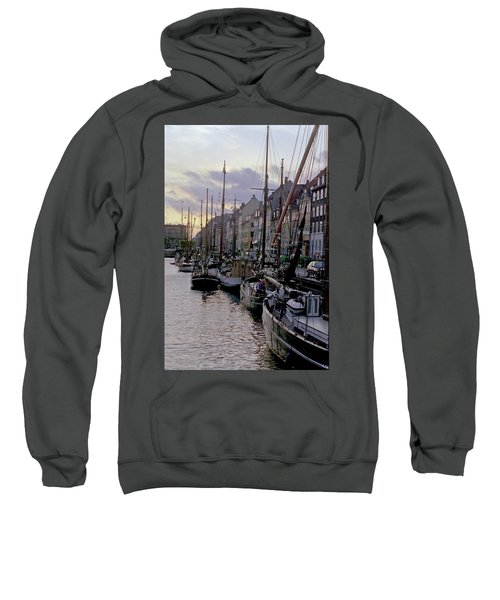 Copenhagen Quay Sweatshirt
