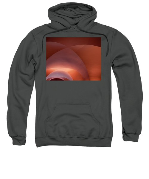 Coral Arched Ceiling Sweatshirt