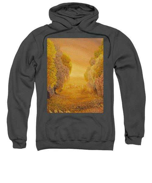 Coral Dawn Sweatshirt