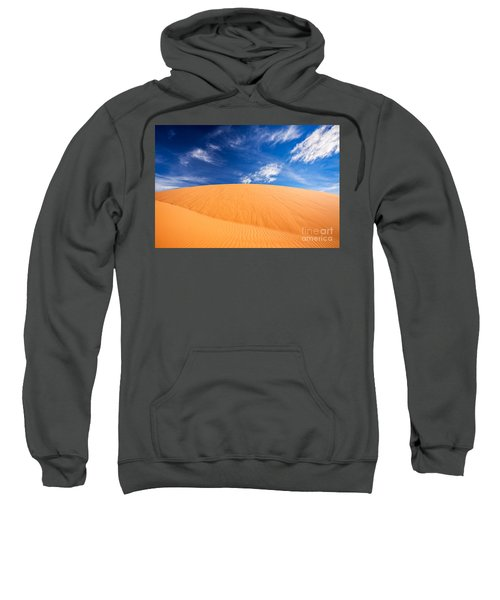 Coral Pink Sand Dunes State Park, Kanab, Utah Sweatshirt