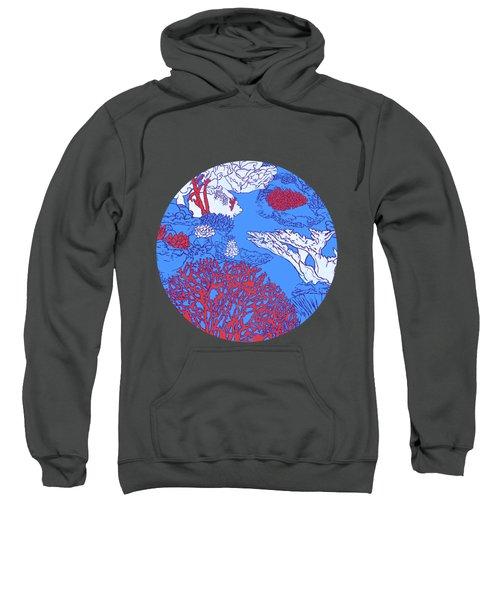 Coral Reef Sweatshirt