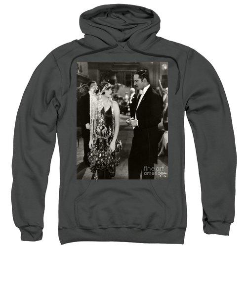 Corinne Griffith Norman Kerry Mademoiselle Modiste 1926 Sweatshirt