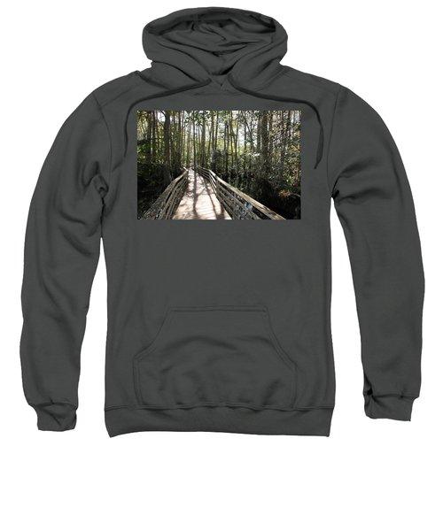 Corkscrew Swamp 697 Sweatshirt