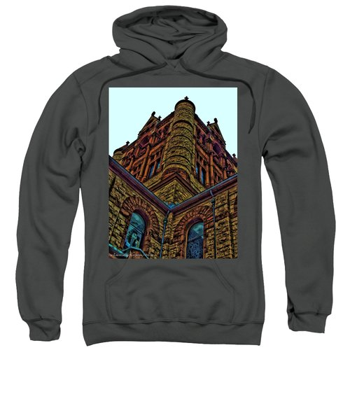 Cornered Sweatshirt