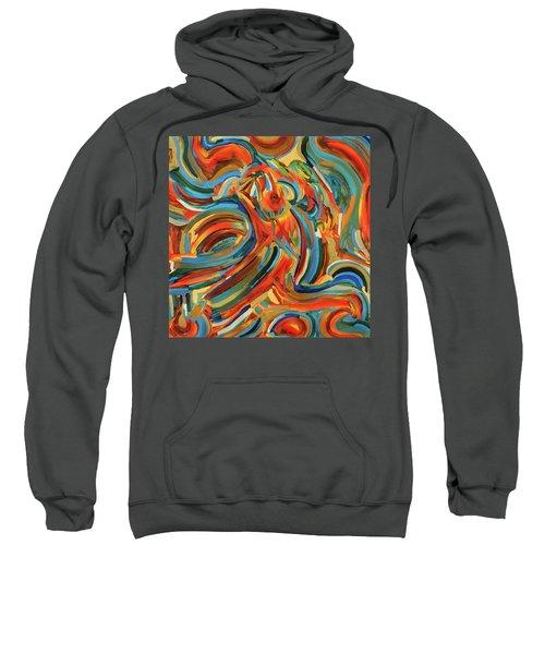 Coronal Mass Ejections #3 Sweatshirt