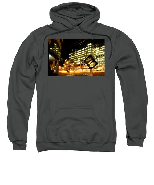 Corporate Stress Sweatshirt