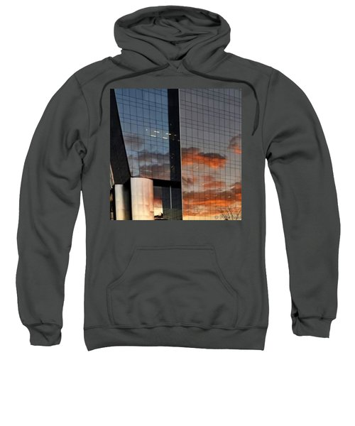#corporative #architecture At Dusk Sweatshirt