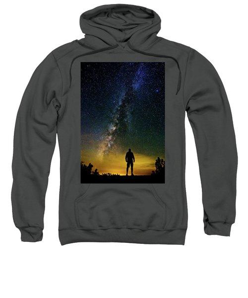 Cosmic Contemplation Sweatshirt