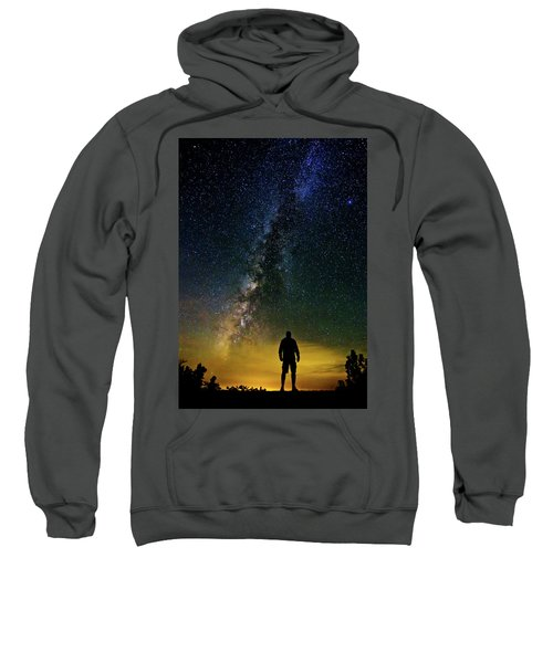 Cosmic Contemplation Sweatshirt