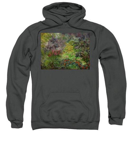 Cosmic Garden Sweatshirt