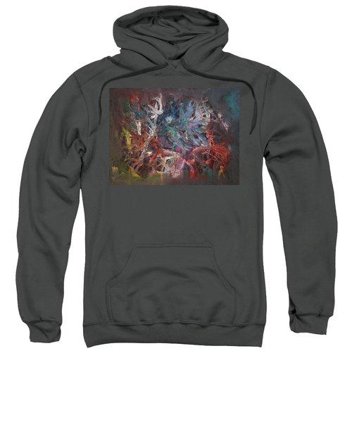 Cosmic Web Sweatshirt